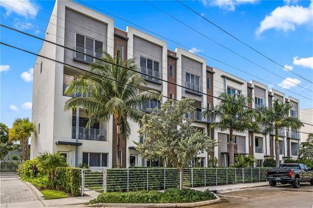 1025 NE 18th Ave #101, Fort Lauderdale, FL 33304 (MLS #F10279009) :: Green Realty Properties