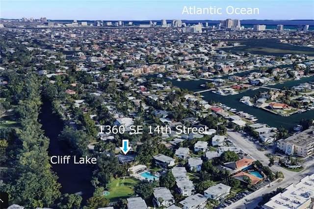 1360 SE 14th St, Fort Lauderdale, FL 33316 (MLS #F10279038) :: Lucido Global