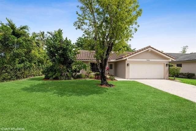 7980 Cloverfield Cir, Boca Raton, FL 33433 (MLS #F10279102) :: The Howland Group