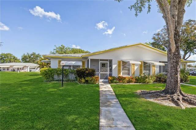 8623 NW 10th Ct A, Plantation, FL 33322 (MLS #F10279126) :: The Howland Group