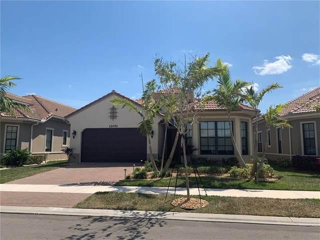 12070 Kalmar Cir N, Parkland, FL 33076 (MLS #F10279203) :: Berkshire Hathaway HomeServices EWM Realty
