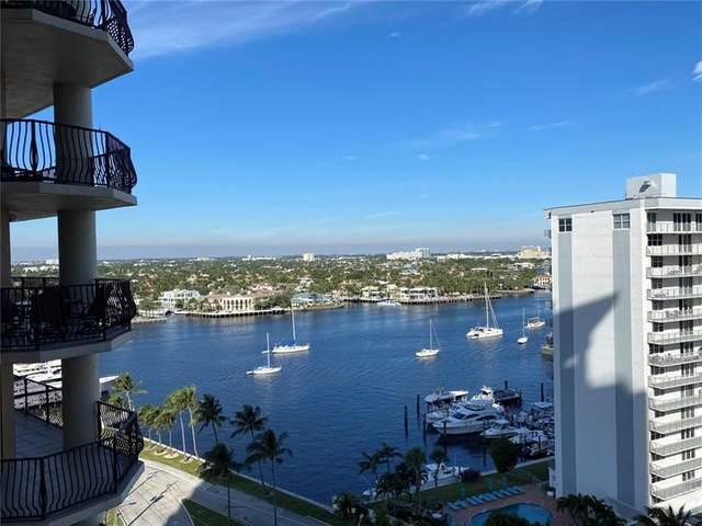 100 S Birch Rd #1403, Fort Lauderdale, FL 33316 (MLS #F10279214) :: Castelli Real Estate Services