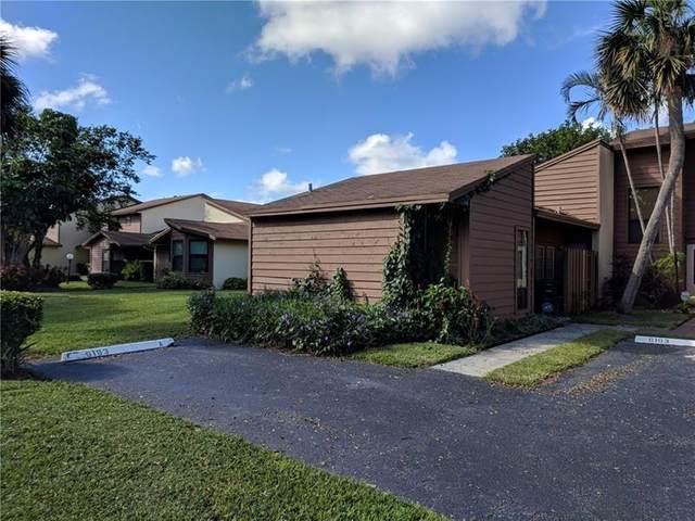 6193 Pine Tree Ln A, Tamarac, FL 33319 (#F10279218) :: Dalton Wade