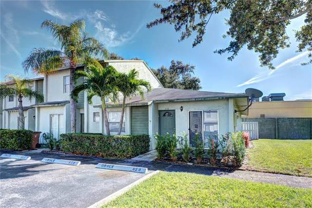 858 Crystal Lake Dr #858, Pompano Beach, FL 33064 (MLS #F10279221) :: Dalton Wade Real Estate Group