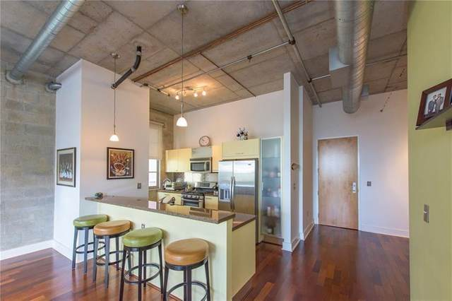 411 NW 1st Ave #305, Fort Lauderdale, FL 33301 (#F10279229) :: Signature International Real Estate