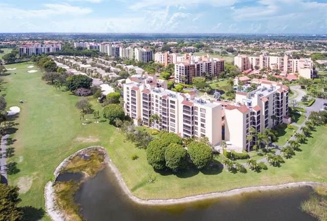 7194 Promenade Dr #601, Boca Raton, FL 33433 (MLS #F10279241) :: The Howland Group