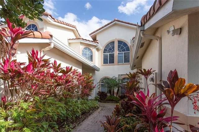 656 W Palm Aire Dr #656, Pompano Beach, FL 33069 (#F10279331) :: Real Treasure Coast