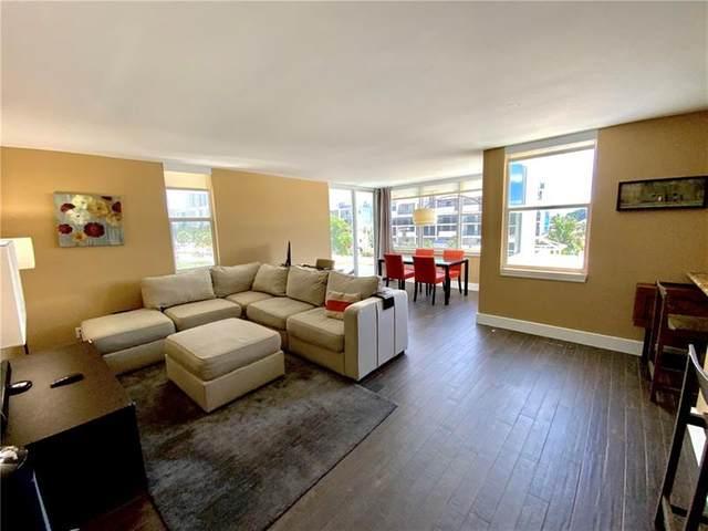 3015 N Ocean Blvd 3F, Fort Lauderdale, FL 33308 (MLS #F10279343) :: Berkshire Hathaway HomeServices EWM Realty