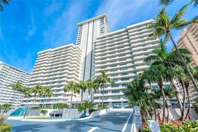3900 Galt Ocean Dr #316, Fort Lauderdale, FL 33308 (#F10279363) :: Signature International Real Estate