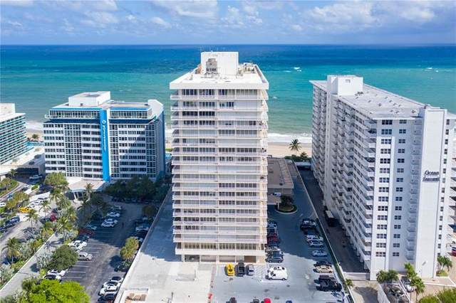 4020 Galt Ocean Dr #1005, Fort Lauderdale, FL 33308 (#F10279377) :: Real Treasure Coast
