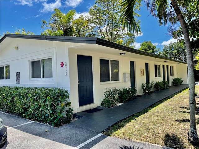 812 NE 17th St, Fort Lauderdale, FL 33305 (MLS #F10279406) :: The Paiz Group