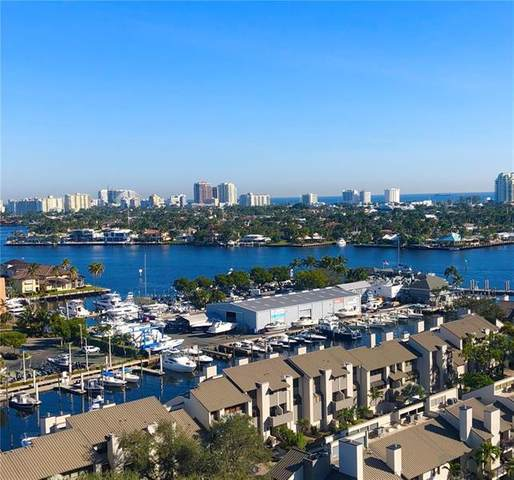 1819 SE 17th St #1505, Fort Lauderdale, FL 33316 (MLS #F10279413) :: The Howland Group