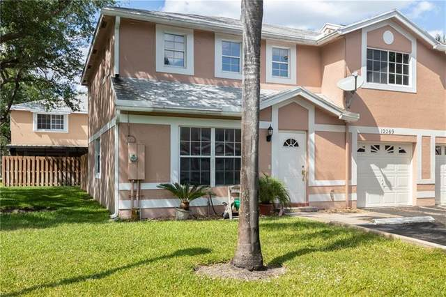 12269 SW 50th Pl #12269, Cooper City, FL 33330 (MLS #F10279415) :: Green Realty Properties