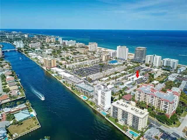 3215 NE 7th Street, Pompano Beach, FL 33062 (#F10279422) :: Posh Properties