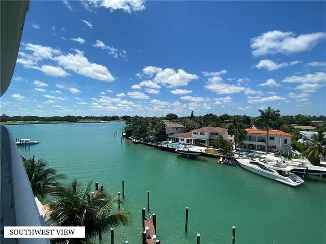 Address Not Published #503, Bay Harbor Islands, FL 33154 (#F10279469) :: The Power of 2 | Century 21 Tenace Realty