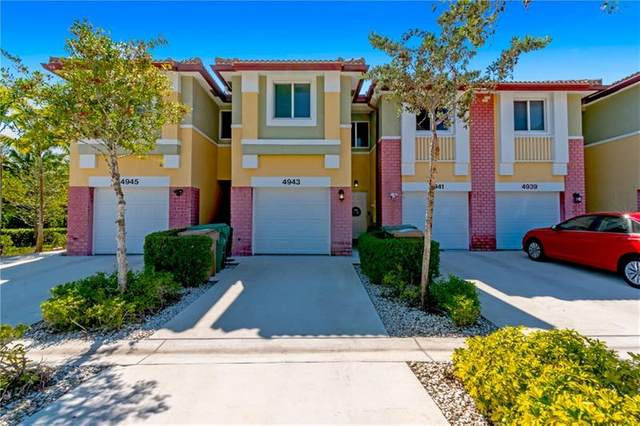 4943 SW 66th Ter #4943, Davie, FL 33314 (MLS #F10279480) :: Green Realty Properties