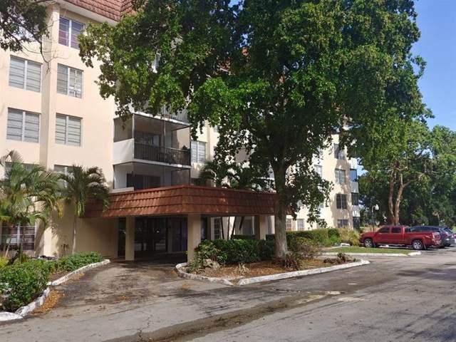 4160 Inverrary Dr #304, Lauderhill, FL 33319 (#F10279481) :: Baron Real Estate