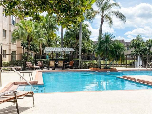 2866 S University Dr #5108, Davie, FL 33328 (MLS #F10279486) :: The Howland Group