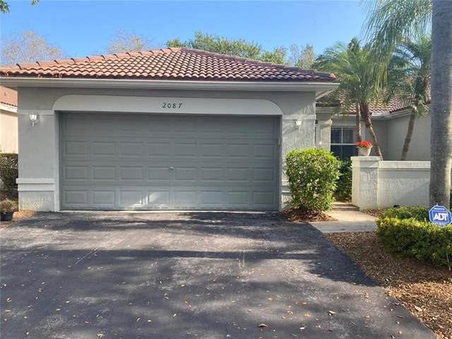 2087 Borealis Way, Weston, FL 33327 (#F10279530) :: Baron Real Estate