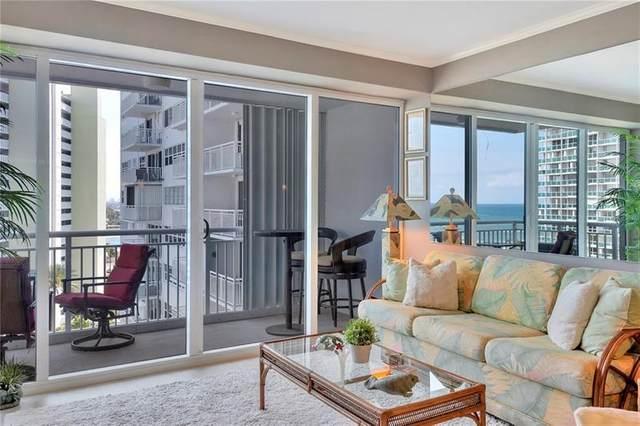 1920 S Ocean Dr #1005, Fort Lauderdale, FL 33316 (MLS #F10279544) :: Castelli Real Estate Services