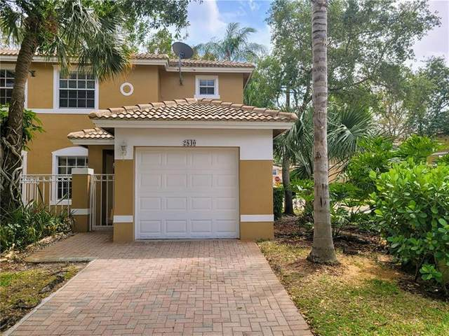 2840 NW 99th Ter #49, Sunrise, FL 33322 (MLS #F10279557) :: Green Realty Properties