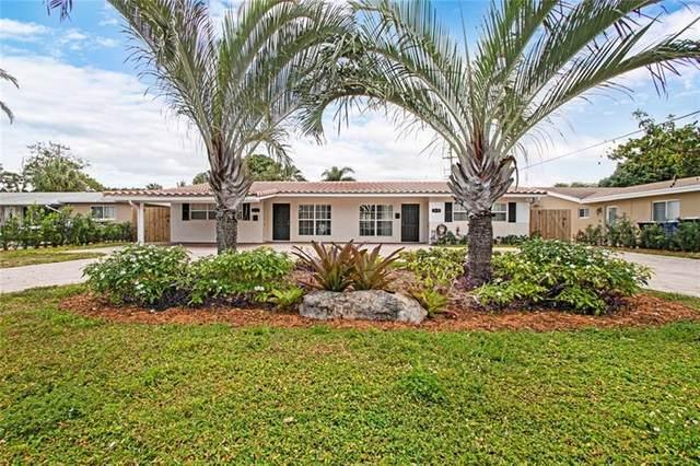 1610-1612 NE 56th St, Fort Lauderdale, FL 33334 (MLS #F10279561) :: Lucido Global