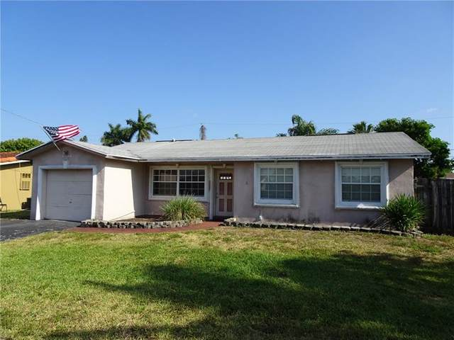 11411 NW 37th St, Sunrise, FL 33323 (MLS #F10279580) :: Patty Accorto Team