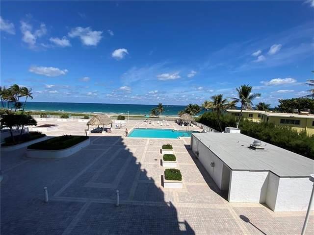 1390 S Ocean Blvd 2F, Pompano Beach, FL 33062 (MLS #F10279589) :: Dalton Wade Real Estate Group