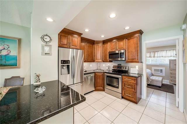 1110 N Riverside Dr #6, Pompano Beach, FL 33062 (MLS #F10279614) :: Berkshire Hathaway HomeServices EWM Realty