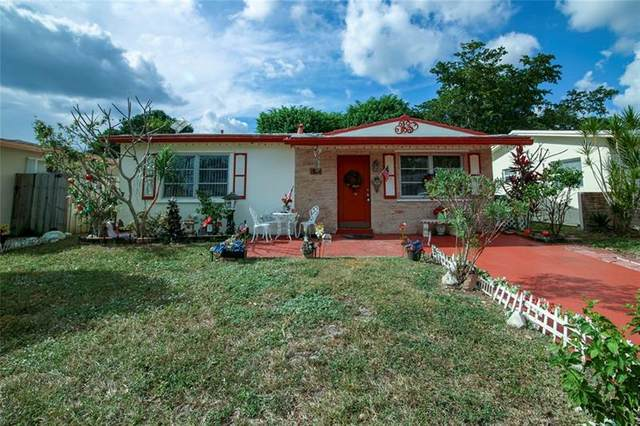 975 NW 69th Ave, Margate, FL 33063 (MLS #F10279617) :: Berkshire Hathaway HomeServices EWM Realty