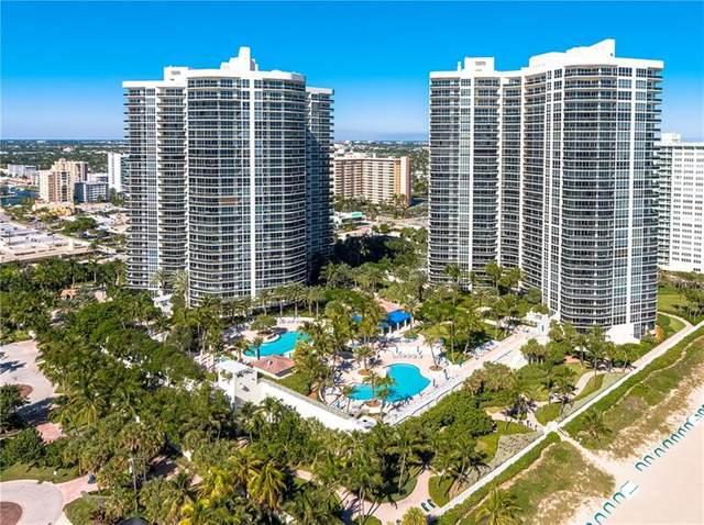 3100 N Ocean Blvd #2401, Fort Lauderdale, FL 33308 (MLS #F10279627) :: Green Realty Properties