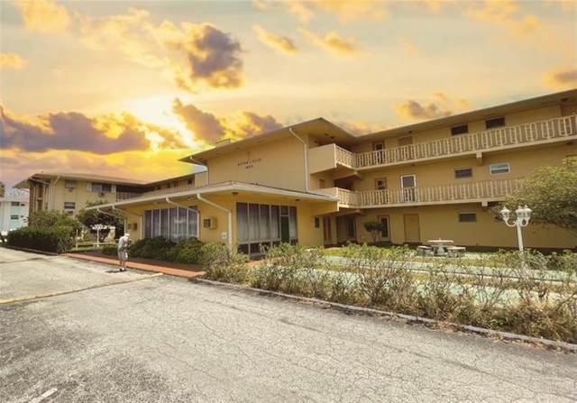1050 E Sample Rd #311, Pompano Beach, FL 33064 (MLS #F10279629) :: Berkshire Hathaway HomeServices EWM Realty