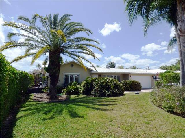2118 NE 15th St, Fort Lauderdale, FL 33304 (MLS #F10279660) :: Berkshire Hathaway HomeServices EWM Realty