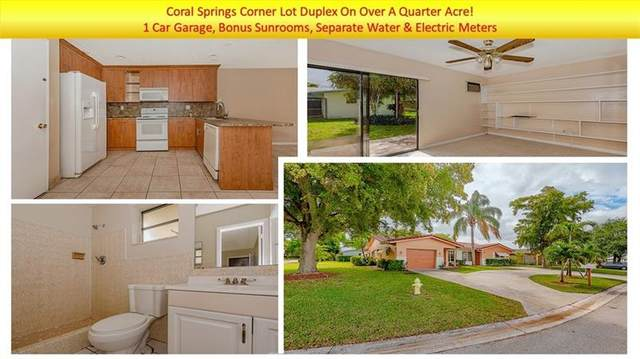 3259 NW 118th Ln, Coral Springs, FL 33065 (MLS #F10279694) :: The Howland Group