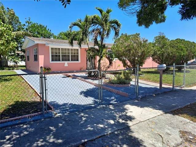 2335 NW 207th St, Miami Gardens, FL 33056 (MLS #F10279723) :: Green Realty Properties