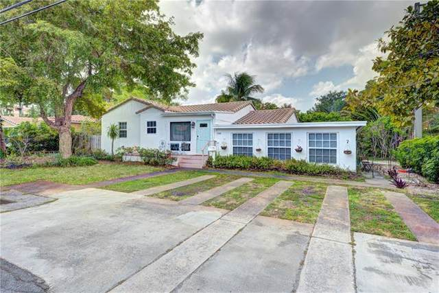 1145 NE 18TH AVE, Fort Lauderdale, FL 33304 (MLS #F10279726) :: Green Realty Properties
