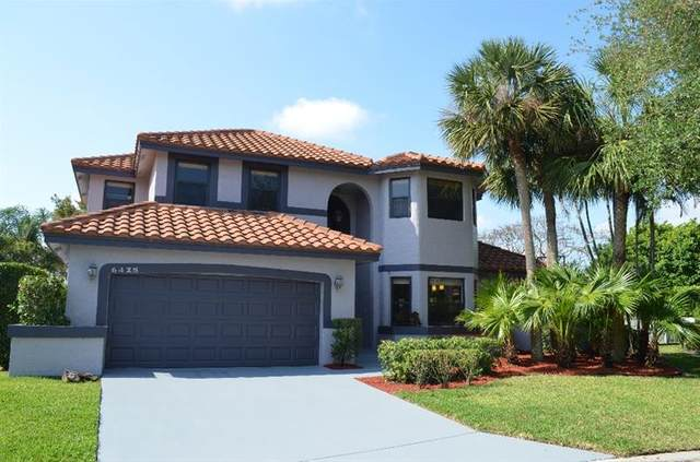 6428 NW 55th Mnr, Coral Springs, FL 33067 (#F10279729) :: Baron Real Estate