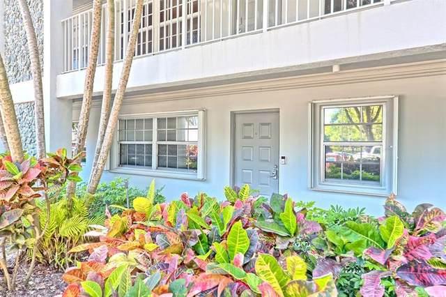 4020 W Palm Aire Dr #102, Pompano Beach, FL 33069 (#F10279732) :: Posh Properties