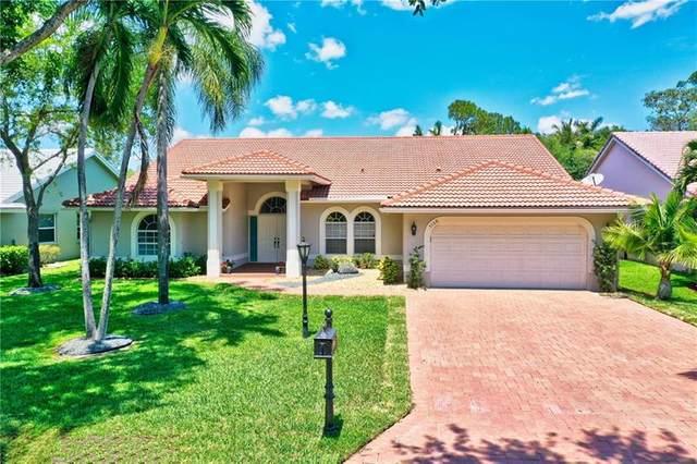5168 Chardonnay Dr, Coral Springs, FL 33067 (#F10279752) :: Signature International Real Estate