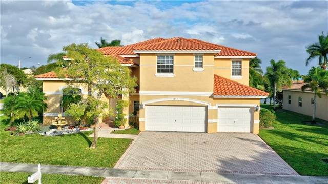 1495 NW 164th Ter, Pembroke Pines, FL 33028 (MLS #F10279753) :: Green Realty Properties