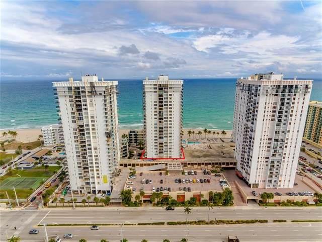 2201 S Ocean Dr #403, Hollywood, FL 33019 (MLS #F10279755) :: Castelli Real Estate Services