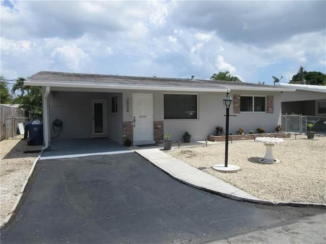 2808 NE 9th Ter, Wilton Manors, FL 33334 (#F10279761) :: DO Homes Group