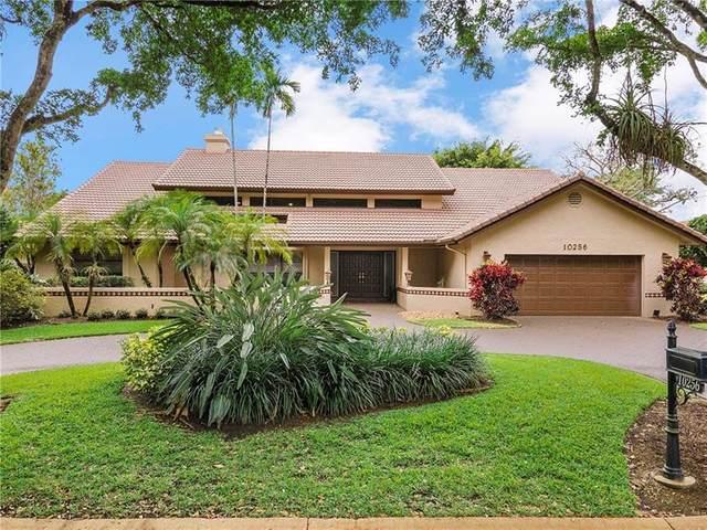 10256 Vestal Mnr, Coral Springs, FL 33071 (#F10279783) :: Signature International Real Estate