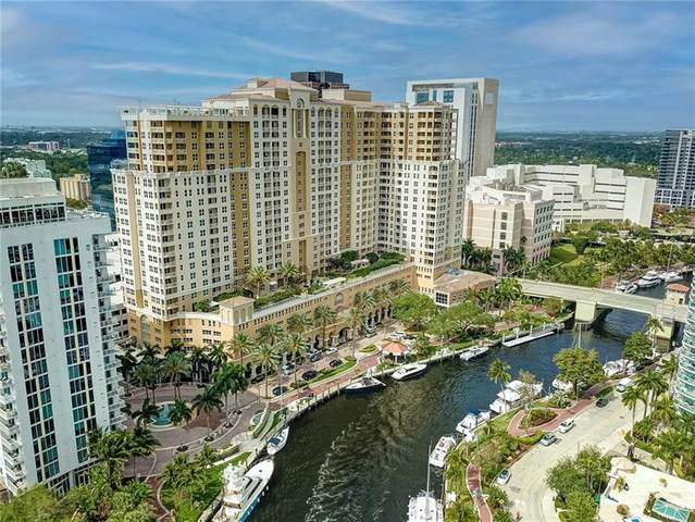 511 SE 5th Ave #2412, Fort Lauderdale, FL 33301 (#F10279841) :: Ryan Jennings Group