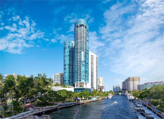 333 Las Olas Way #1503, Fort Lauderdale, FL 33301 (MLS #F10279872) :: The Howland Group