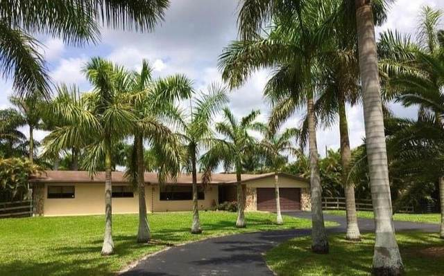 5201 Thoroughbred Lane, Southwest Ranches, FL 33330 (MLS #F10279878) :: The Paiz Group