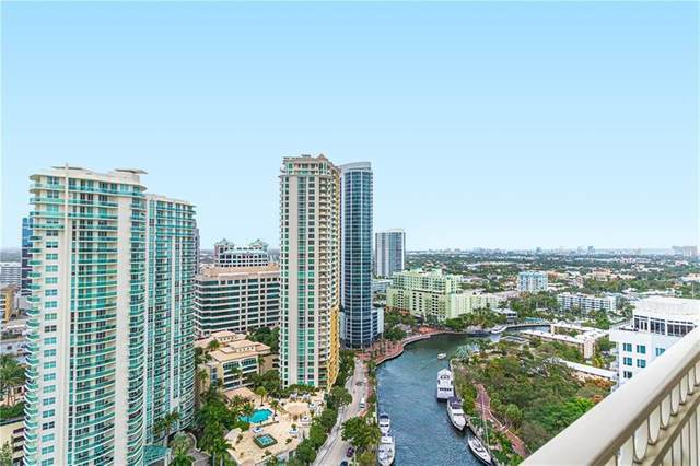 511 SE 5th Ave #2522, Fort Lauderdale, FL 33301 (MLS #F10279888) :: The Howland Group