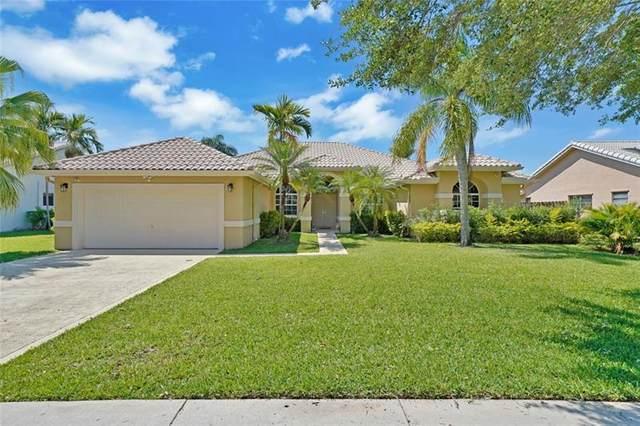 10090 NW 13th St, Plantation, FL 33322 (MLS #F10279903) :: Berkshire Hathaway HomeServices EWM Realty