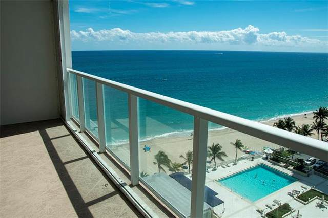 4300 N Ocean Blvd 14K, Fort Lauderdale, FL 33308 (#F10279907) :: Ryan Jennings Group
