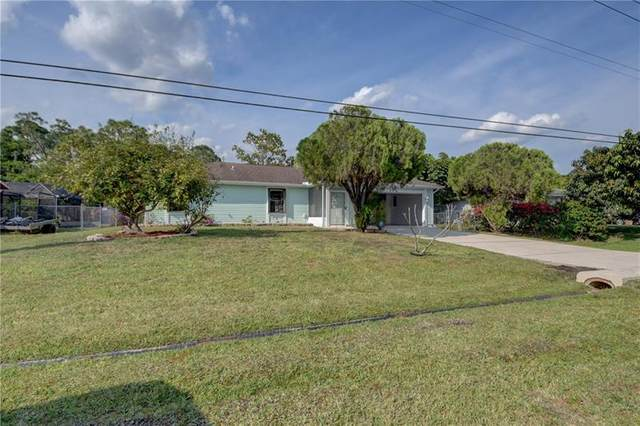 509 NW Floresta Dr, Port Saint Lucie, FL 34983 (MLS #F10279913) :: Berkshire Hathaway HomeServices EWM Realty